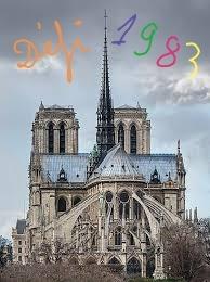 cathédrale de Paris-Défi1983